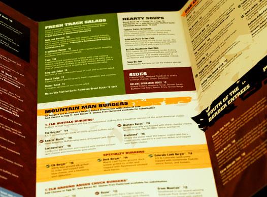 photo tommy knocker menu
