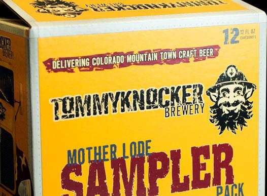 photo of tommy knocker sampler