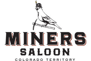 miners saloon logo