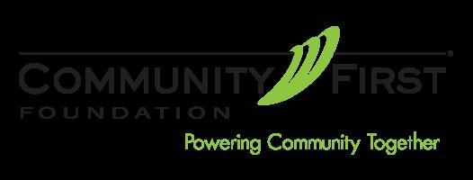 Community First Foundation Logo